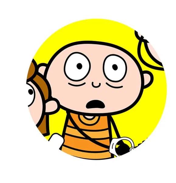 Shocked Face Cartoon Thief Vector Clip Art Free Download Clip Art Shocked Face Art