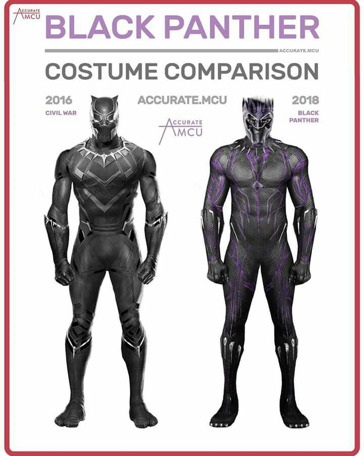 Black Panther T Challa Black Panther Costume Black Panther Marvel Black Panther