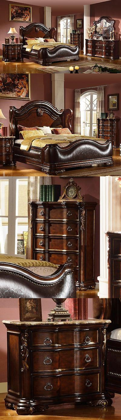 Bedroom Sets 20480 Mcferran B3000 Traditional Imperial Leather