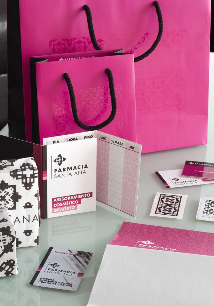 Marca: Farmacia Santa Ana — [theRoom1.0] — Diseño y Comunicación