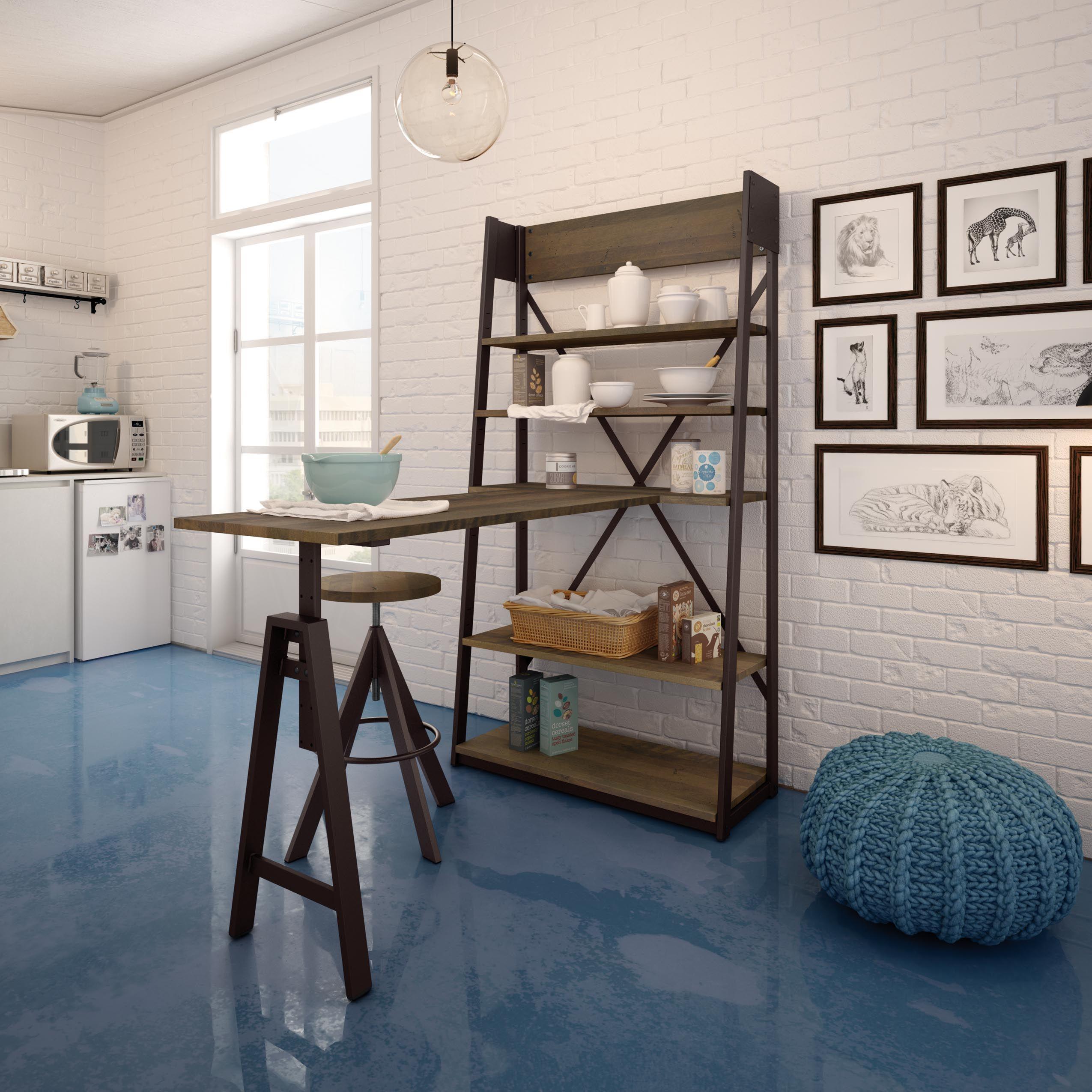 Office Kitchen Furniture: Rupert Freestanding Unit (51145)