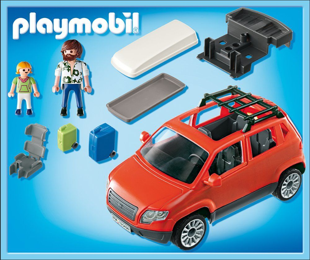 die besten 25 playmobil auto ideen auf pinterest klopapierrollen basteln auto auto park. Black Bedroom Furniture Sets. Home Design Ideas