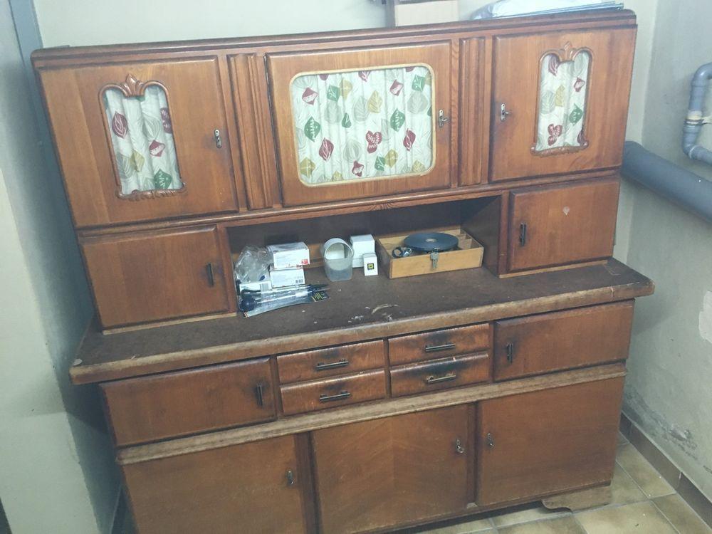 Omas Küchenbuffet ~ Küchenbuffet mit vitrine oma´s küchenschrank antique linens