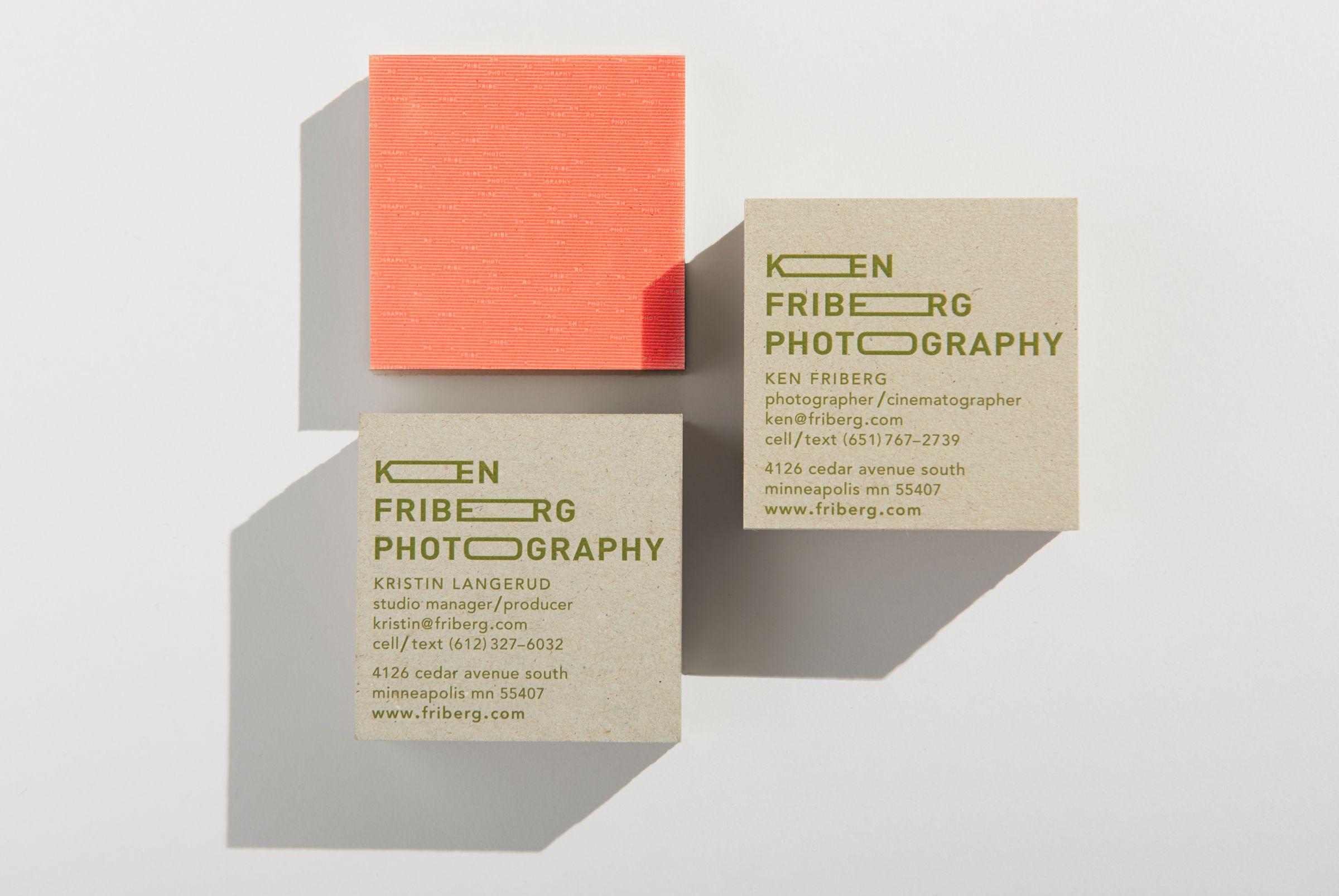 Friberg identity by Werner Design Werks