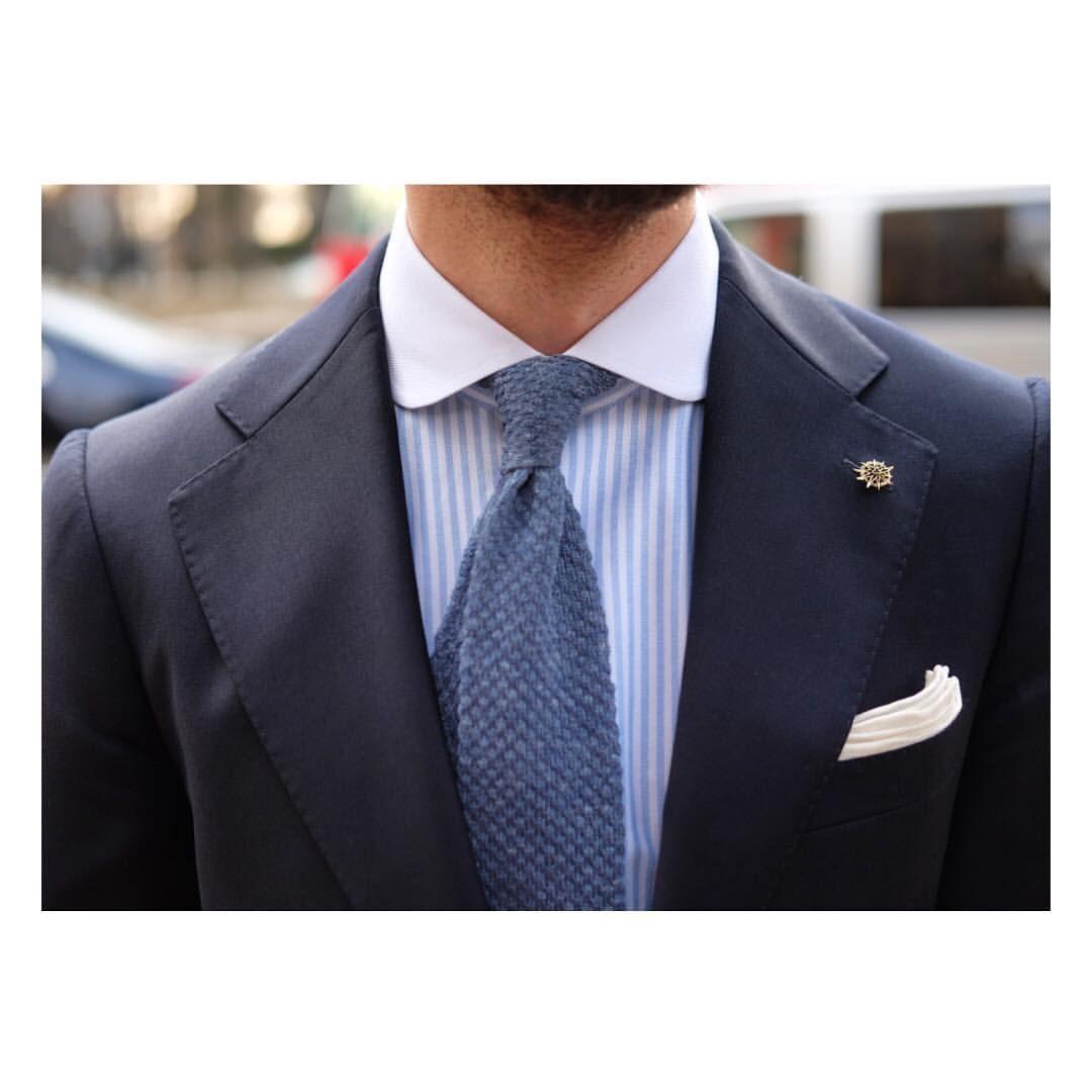 MTM Contrast Club Collar | Ph. @shpphotos