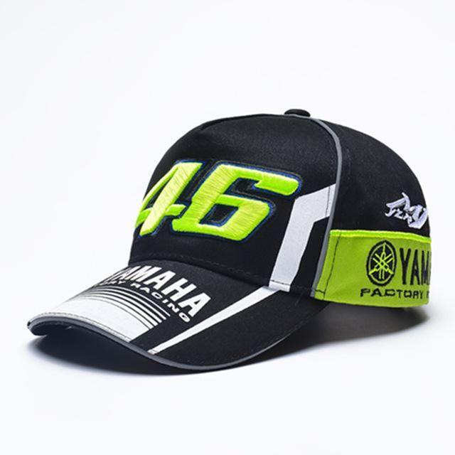 F1 Racing Snap-back YAMAHA Caps  39e42d32099c