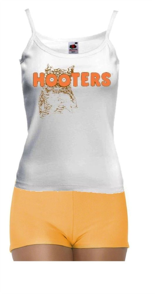 Hooters style sexy shirts