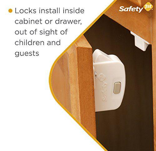 Safety 1st Magnetic Locking System Child Safety Locks
