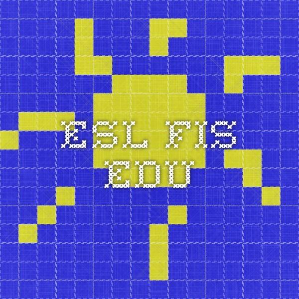 esl.fis.edu