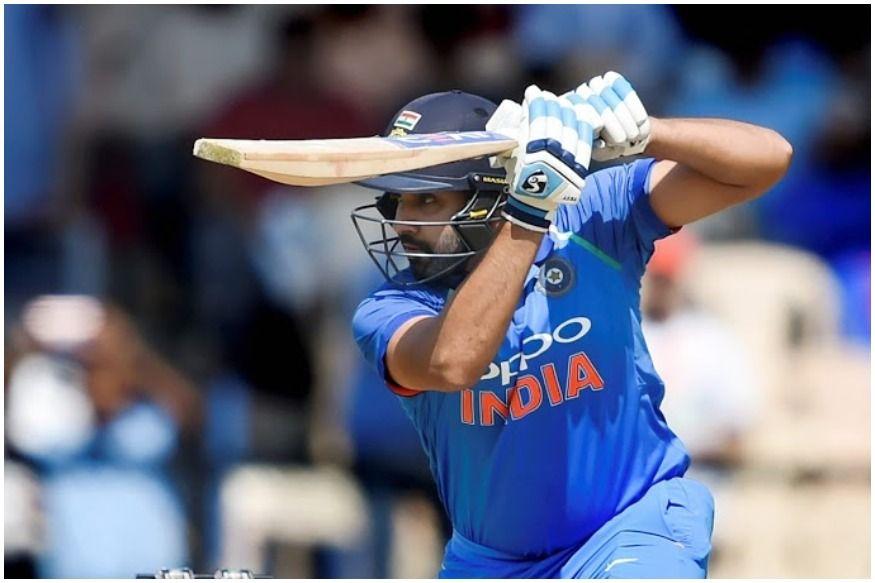IND vs NZ रिपब्लिक डे के 'किंग' बने रोहित शर्मा, 33 साल