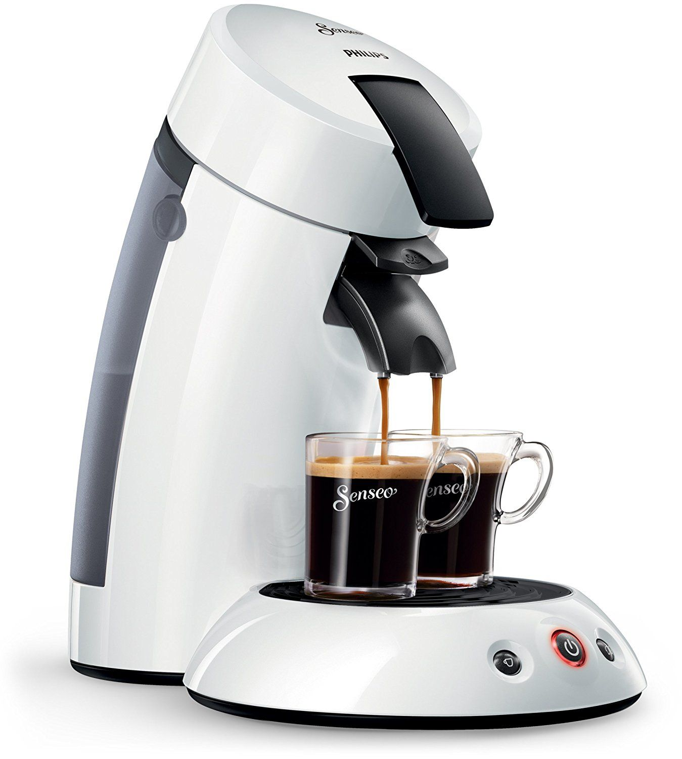 Philips Senseo HD7817 coffee makers (freestanding, Fully