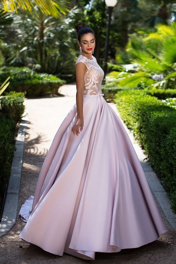 Самые красивые длинные выпускные платья 2020-2021 – фото ...