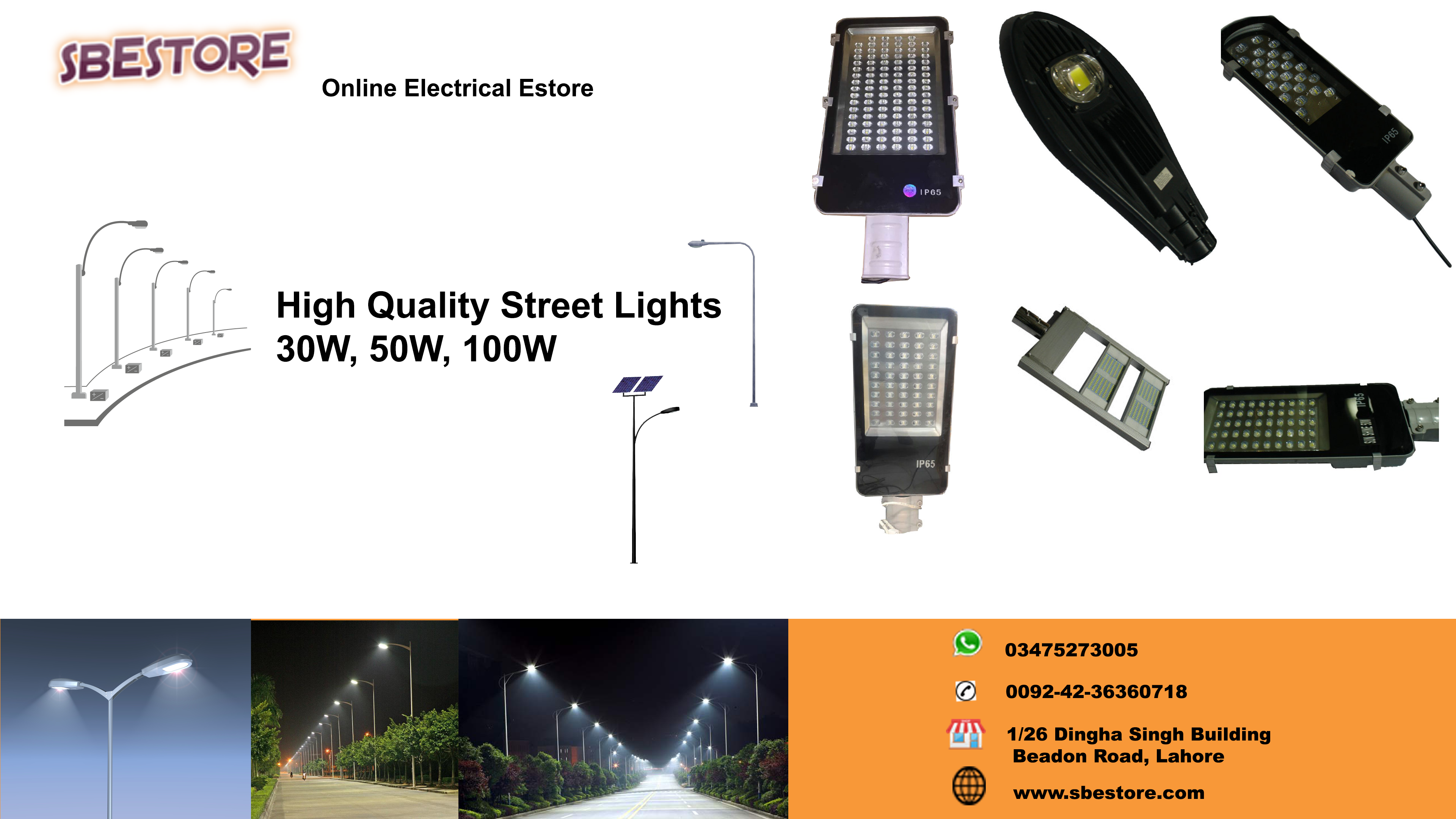 Buy Best Quality Street Lights With Special Discount Streetlight Solarlight Electronics Smdlight Ledbulb Quality Street Street Light Flood Lights