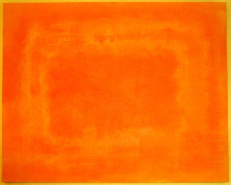orange rothko