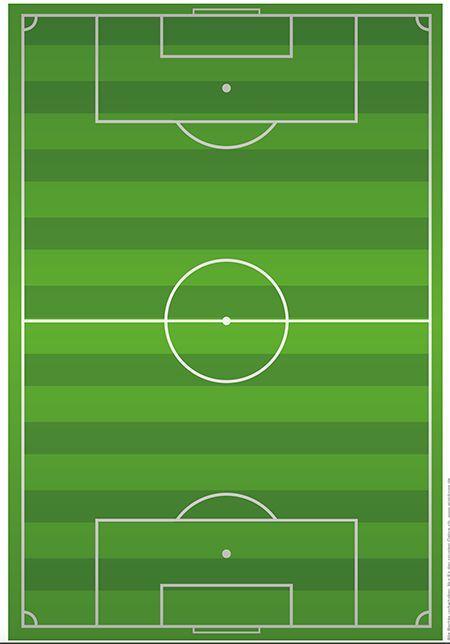 Fußball Printables kostenlos zum Ausdrucken | Kindergeburtstag