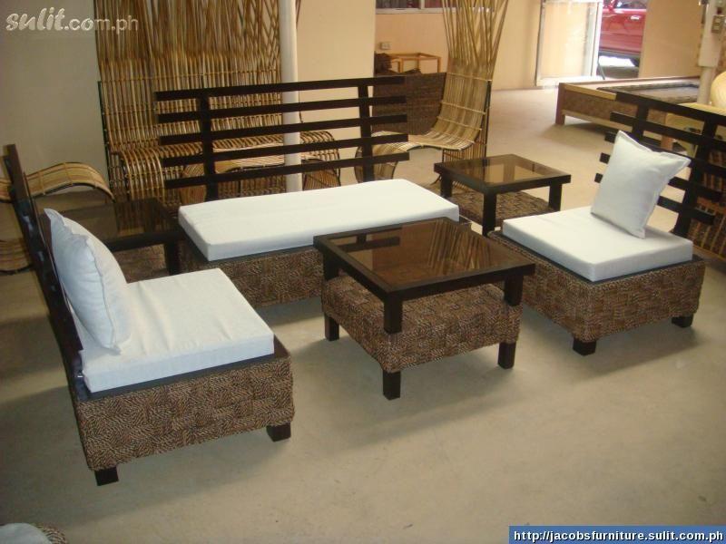 Furniture Made Of Abaca Sofa Inspiration Wooden Sofa Furniture