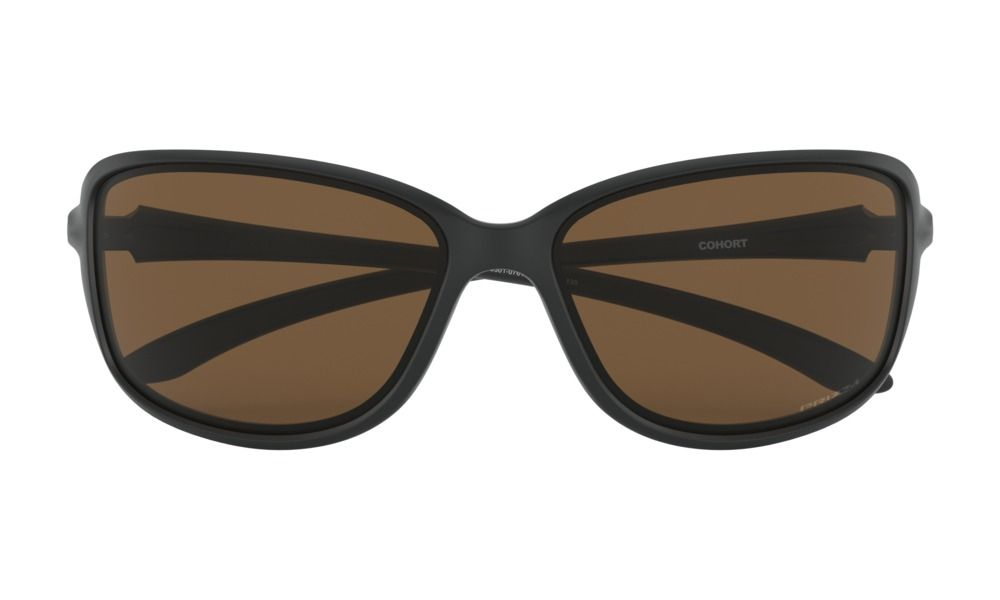 688a516f47700 Buy Oakley sunglasses for Womens Cohort with Matte Black frame and Prizm  Tungsten Polarized lenses. Discover more on Oakley US Store Online.