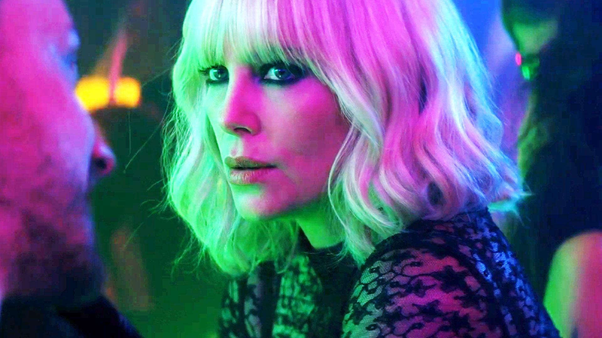 Atomic Blonde International Hollywood Movie Official Trailer - World Trailer  Zone