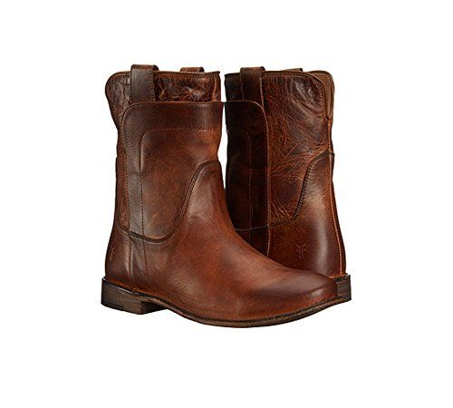 Take a Look:  FRYE Womens Paige Short Riding Boot