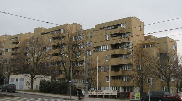 Wien, Karl-Wrba-Hof