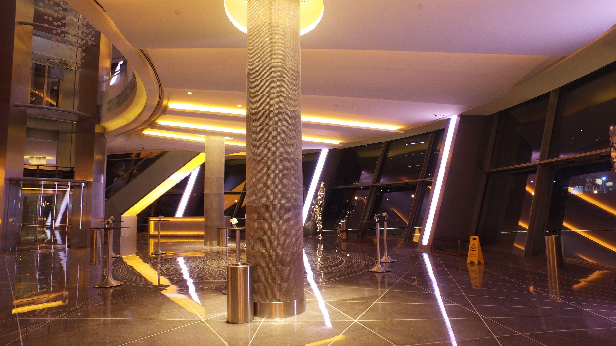 Dubai opera lighting design neolight global dubai opera