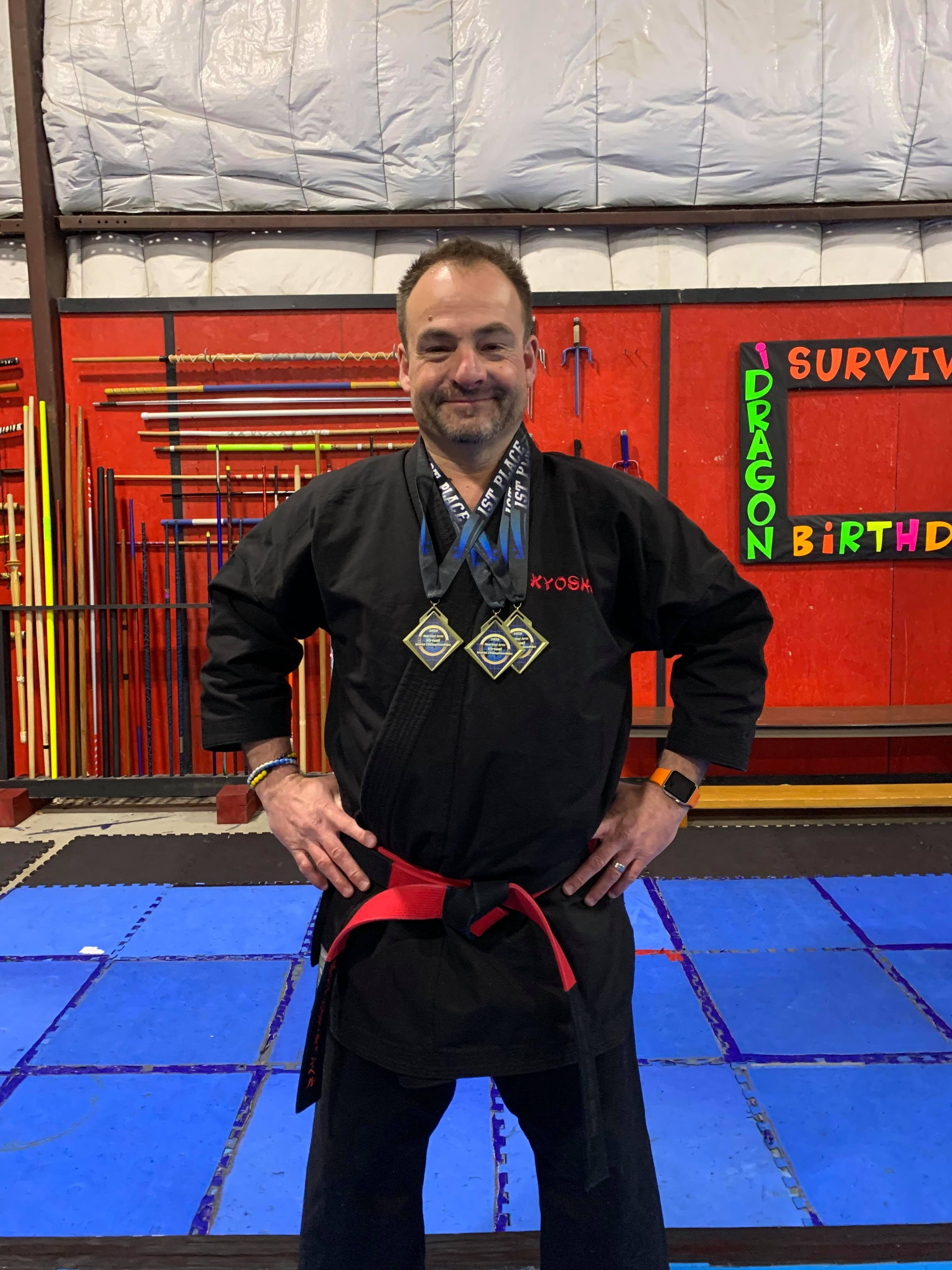 Virtual World Champs Karate em 2020