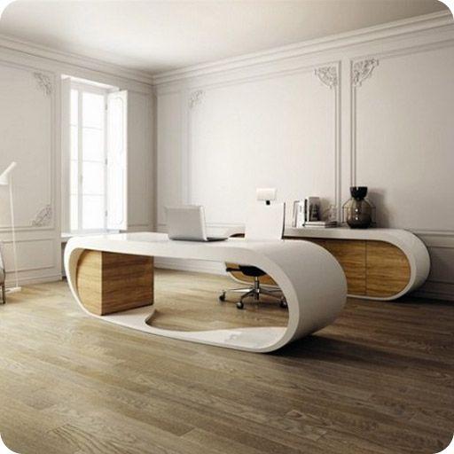 mueble oficina #decoración #estilo #oficina   cosas de oficina ... - Muebles De Oficina Diseno