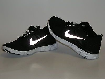 5e567b5582e Women s Nike Free Run+ 3 (black reflective silver pure platinum) in  Clothing