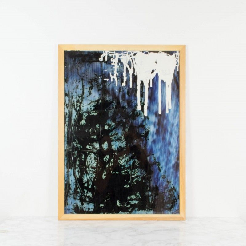Pintura abstracta, Adentrarse, 2009 | Antic&Chic