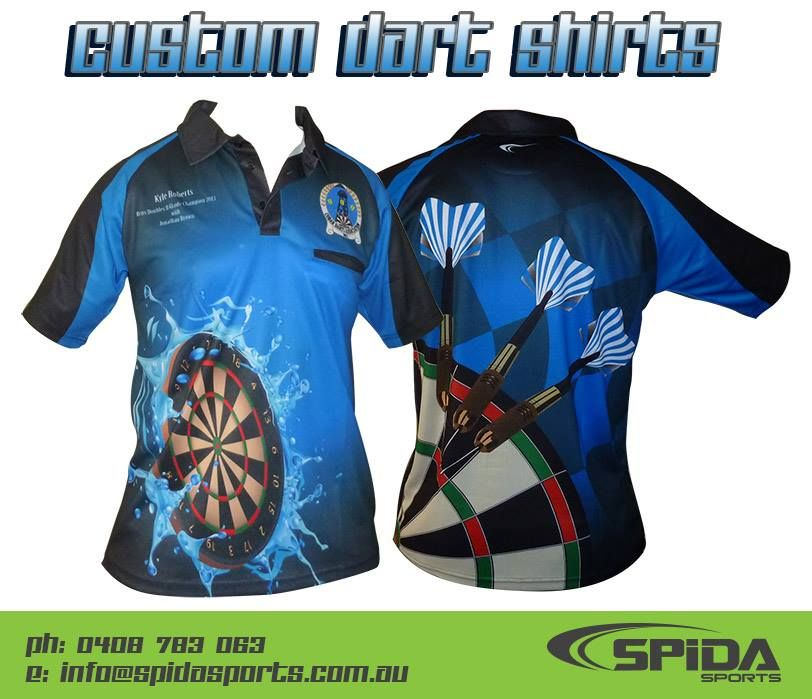 Splash Design Darts Shirts Http Promocorner Com Au Darts Shirts