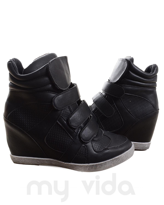 Rialzo Nere Scarpe Interno Adidas Con FnWwzYS