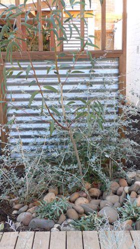 Superior Corrugated Iron Garden Screens