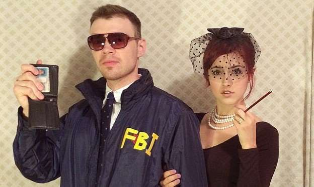 48 Easy Costume Ideas for Couples Costumes and Dress-Up - funny couple halloween costumes ideas