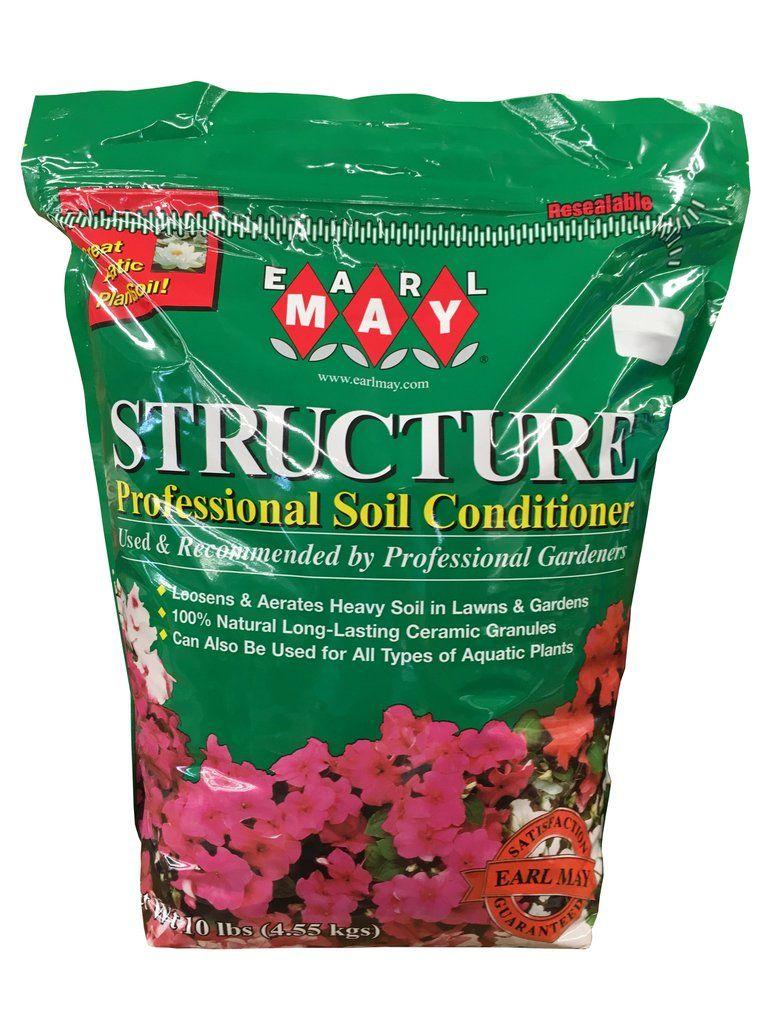 Structure Soil Conditioner 10lb Lawn, garden, Pond