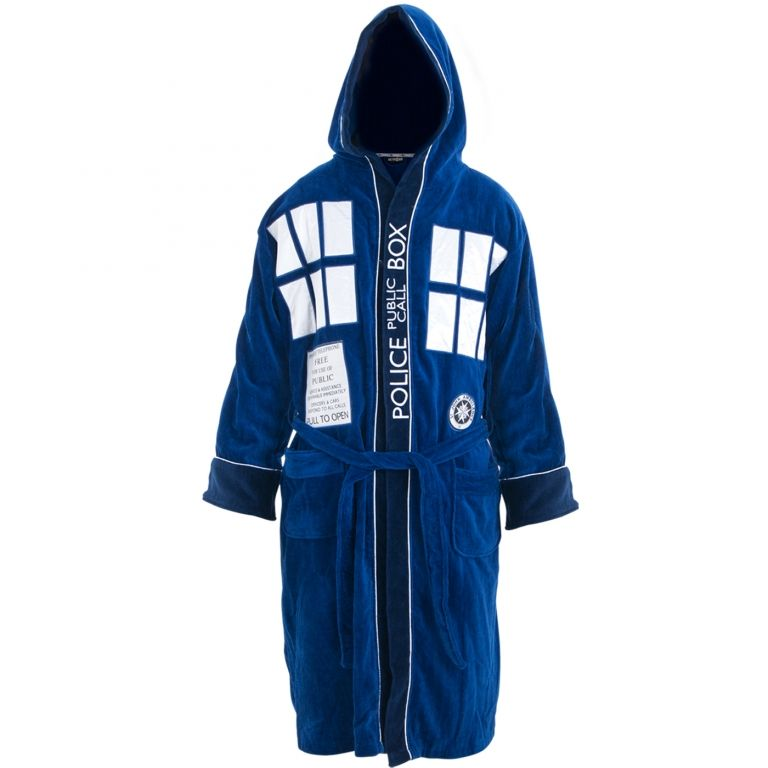 dr who tardis | Home > Dressing Gowns > Dr Who Tardis Dressing Gown ...