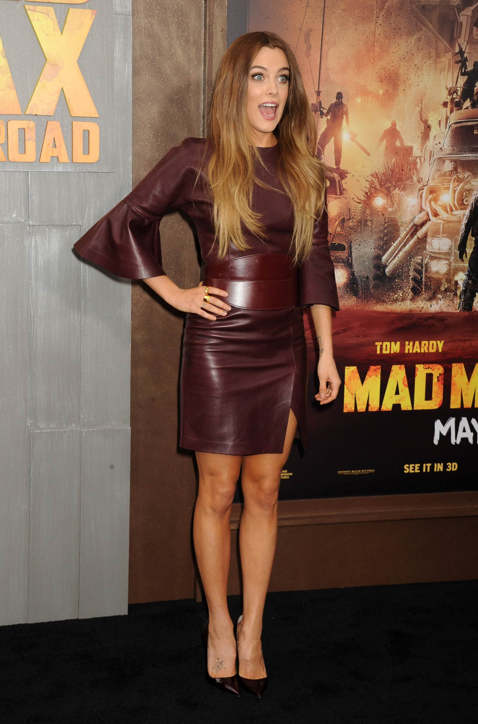 Elvis Presley's granddaughter to join Mad Max 4 cast? Riley Keough ...