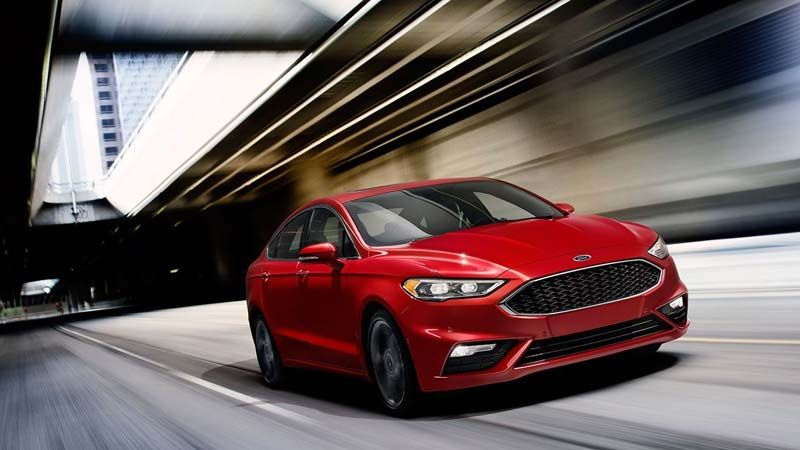 2017 Ford Fusion Hot Car Concept Rumors Ford fusion