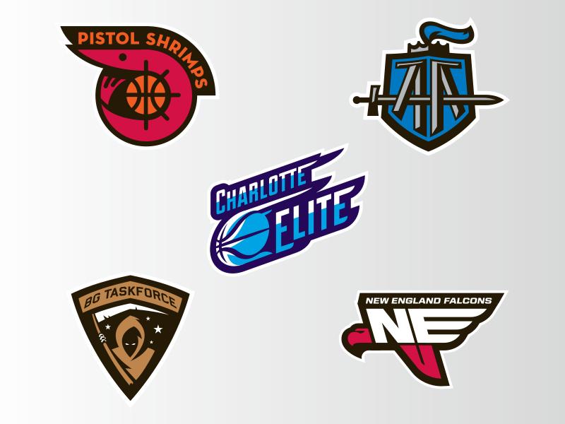 The Basketball Tournament Logos 5 Logo basketball