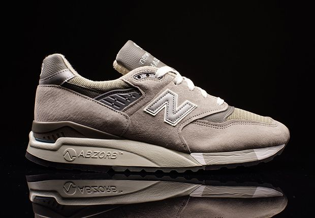 separation shoes 88b4c 408b2 New Balance 998s Back in Almost 50 Shades of Grey | Men's ...
