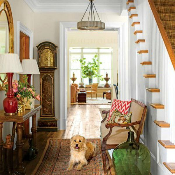 Living In Home the southern living idea house by bunny williams southern living