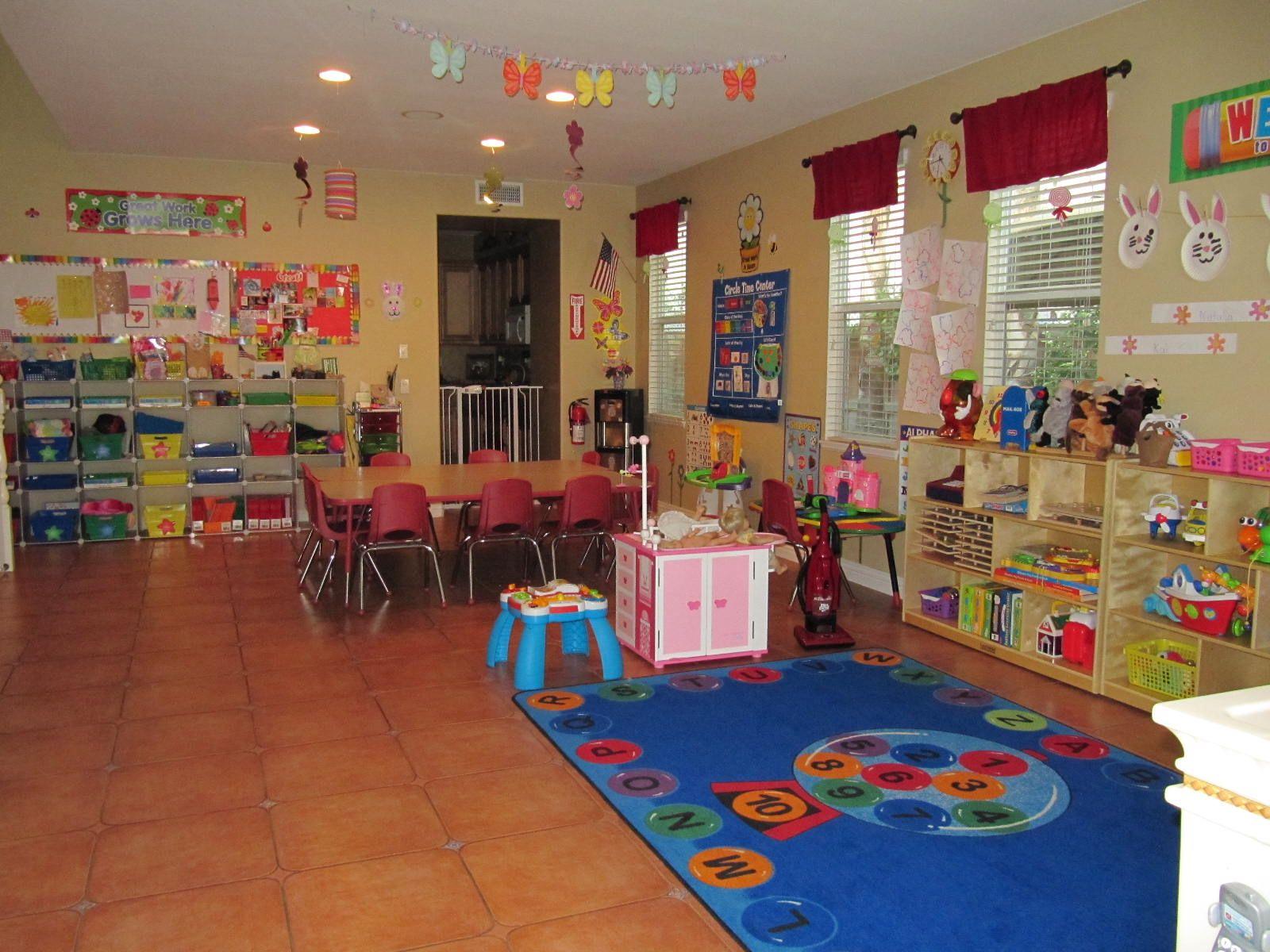 home based preschool home daycare setup classroom designs for home or 641