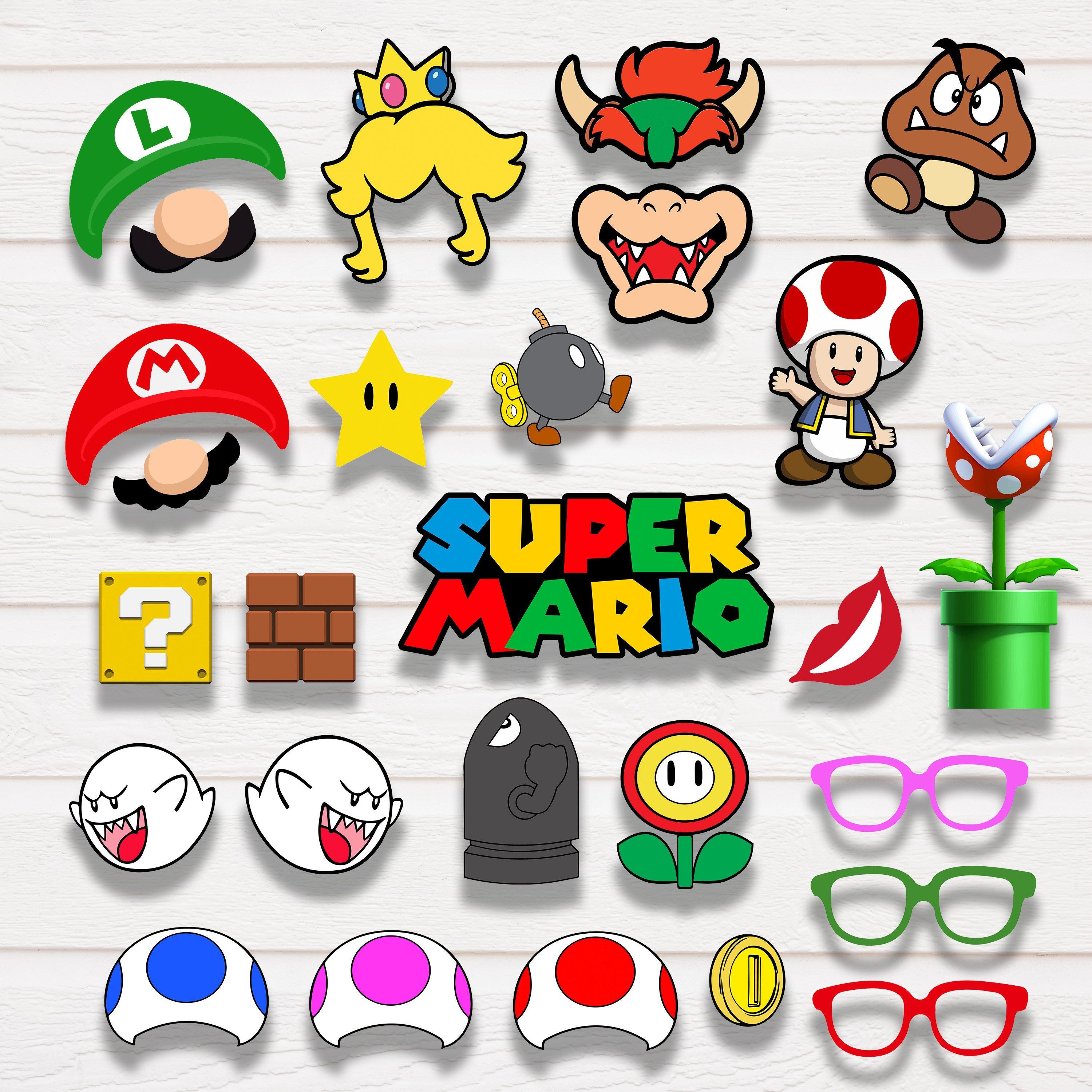 Coloring Super Marioring Pages Printable Kart Odyssey To Print