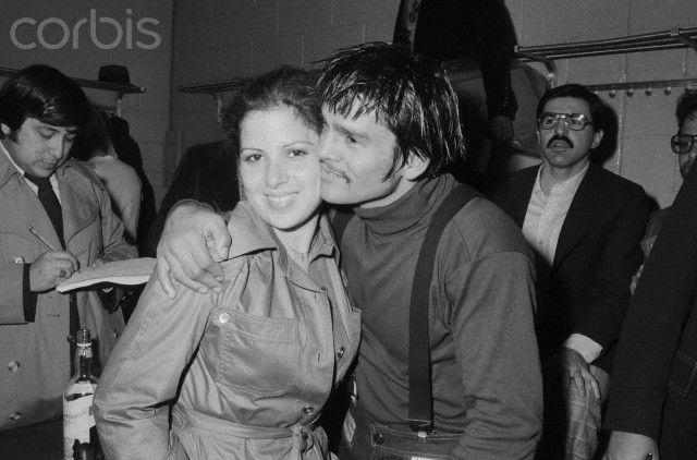 Roberto Duran - zarif, Karısı Mia Felicidad Duran