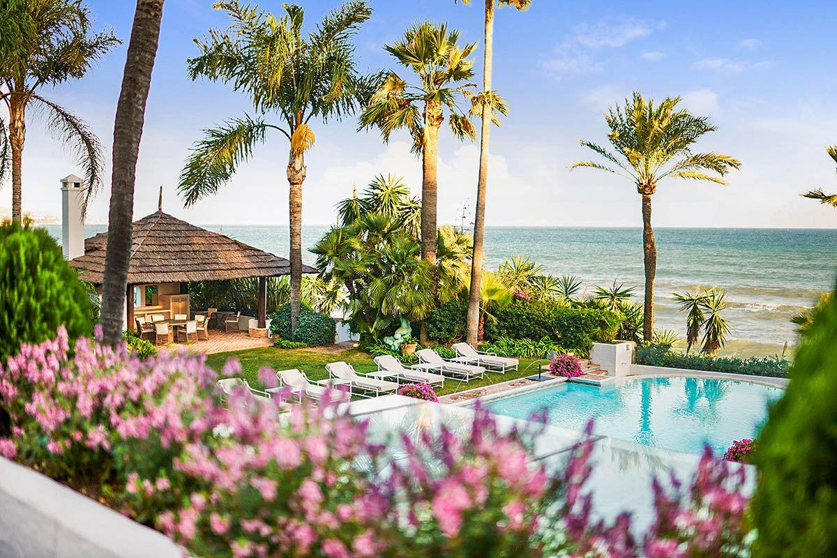 Villa del Mar - Marbella - Costa del Sol - Spain - Luxury ...