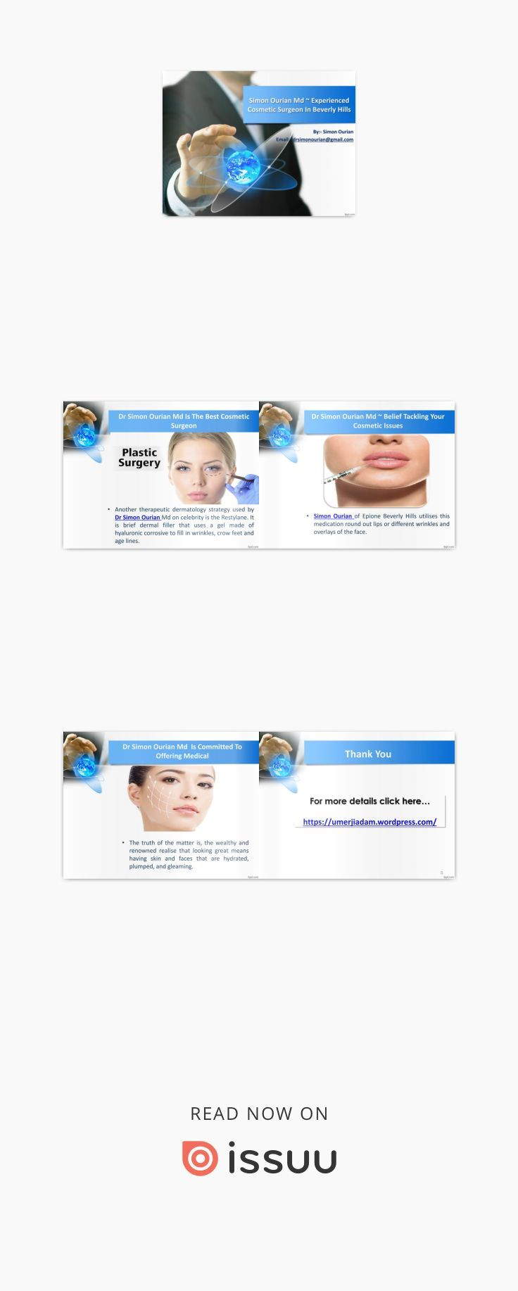 Simon ourian experienced cosmetic surgeon in beverly