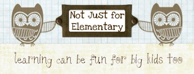 Middle School Online Learning Games (Not just math!)