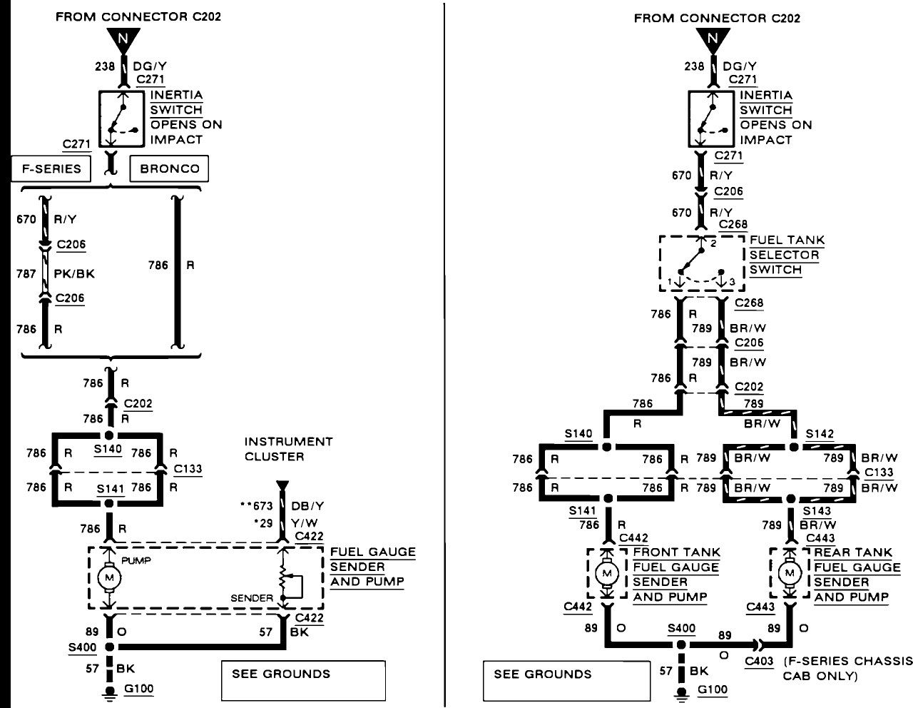 Awesome 1996 Ford F150 Fuel Pump Wiring Diagram In 2020 Diagram Ford F150 National Electric