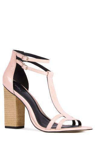 Buy T-Bar Block Heel Sandals online