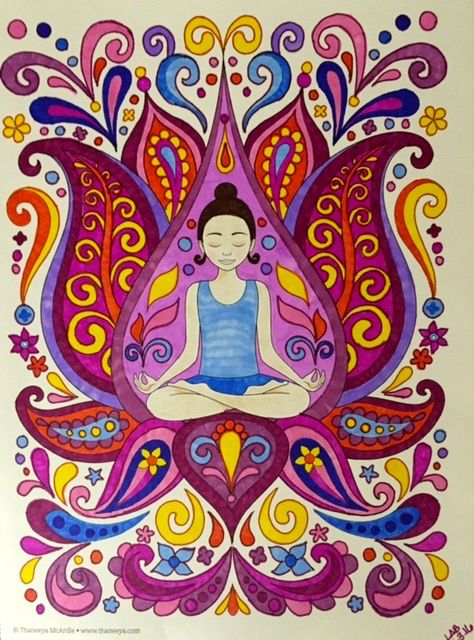 #coloringmeditation colorbyleeannbreeding 1 3 16