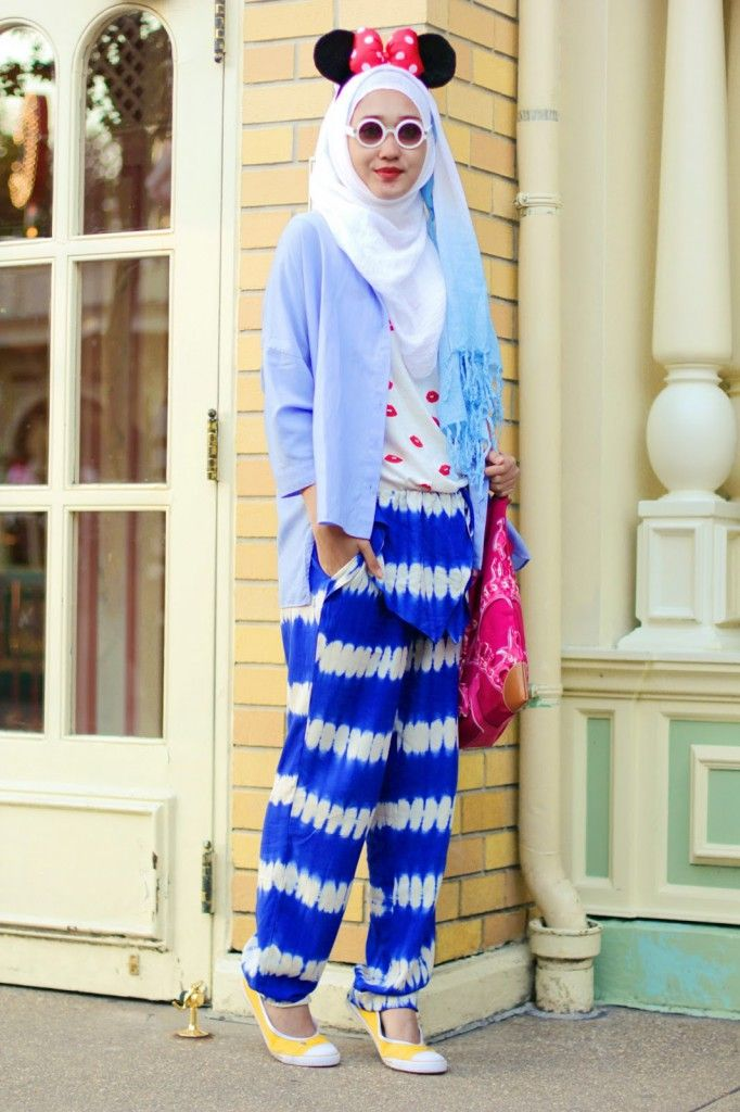 39da358d69c2dc69b790a0ac6b66e692 model busana muslim casual dian pelangi hijab pinterest,Model Busana Muslim Casual